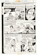 Original Comic Art:Panel Pages, Curt Swan and Murphy Anderson Superman #249 Story Page 6 Original Art (DC Comics, 1971)....