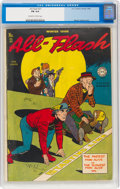 Golden Age (1938-1955):Superhero, All-Flash #21 (DC, 1945) CGC FN 6.0 Off-white to white pages....