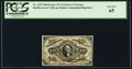 Fractional Currency:Third Issue, Fr. 1253 10¢ Third Issue PCGS Gem New 65.. ...