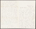 Autographs:Letters, 1869 Letter with Cincinnati Red Stockings Content - First Professional Baseball Team!...