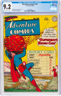 Golden Age (1938-1955):Superhero, Adventure Comics #133 (DC, 1948) CGC NM- 9.2 Cream to off-white pages....