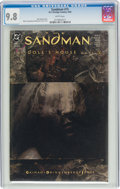 Modern Age (1980-Present):Miscellaneous, Sandman #15 (DC, 1990) CGC NM/MT 9.8 White pages....