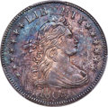 Early Quarters, 1805 25C B-3, R.1, MS65 PCGS. CAC....