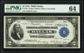 Fr. 776 $2 1918 Federal Reserve Bank Note PMG Choice Uncirculated 64