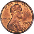 Lincoln Cents, 1969-S 1C Doubled Die Obverse, FS-101, MS62 Red and Brown PCGS....