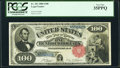 Large Size:Legal Tender Notes, Fr. 181 $100 1880 Legal Tender PCGS Very Fine 35PPQ.. ...