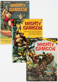 Silver Age (1956-1969):Science Fiction, Mighty Samson Group of 27 (Gold Key, 1964-78) Condition: Average VG.... (Total: 27 )