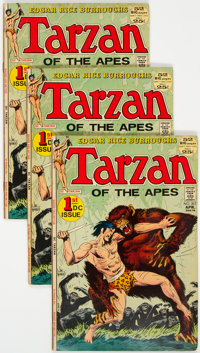 Tarzan #207 Group of 24 (DC, 1972) Condition: Average FN.... (Total: 24 Items)