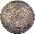Early Half Dollars, 1796 50C 15 Stars, O-101, T-1, Amato 140, R.5, VF35 PCGS. CAC....