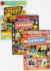 Justice League of America #110-170 Near Complete Range Group of 59 (DC, 1974-79) Condition: Average NM-.... (Total: 59 I...