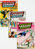 Silver Age (1956-1969):Superhero, Justice League of America Group of 15 (DC, 1963-73) Condition: Average VG/FN.... (Total: 15 Comic Books)