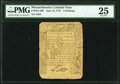 Massachusetts June 18, 1776 6s PMG Very Fine 25