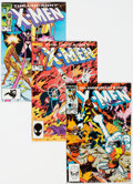 Modern Age (1980-Present):Superhero, X-Men Group of 8 (Marvel, 1983-86) Condition: Average VF.... (Total: 8 Comic Books)