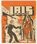 Golden Age (1938-1955):Superhero, Mighty Midget Comics: Ibis the Invincible (Anglo-American Publishing, 1942) Condition: VF....