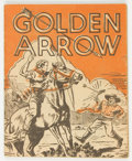 Golden Age (1938-1955):Western, Mighty Midget Comics: Golden Arrow (Anglo-American Publishing, 1942) Condition: FN-....