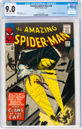 Silver Age (1956-1969):Superhero, The Amazing Spider-Man #30 (Marvel, 1965) CGC VF/NM 9.0 Off-white to white pages....