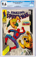 Silver Age (1956-1969):Superhero, The Amazing Spider-Man #57 (Marvel, 1968) CGC NM+ 9.6 White pages....