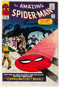 The Amazing Spider-Man #22 (Marvel, 1965) Condition: FN-