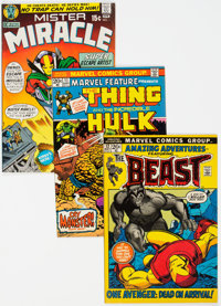 Marvel Bronze Age Comics Group of 8 (Marvel, 1970s).... (Total: 5 Comic Books)