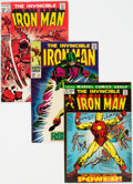 Silver Age (1956-1969):Superhero, Iron Man Group of 24 (Marvel, 1968-76) Condition: Average FN.... (Total: 24 Comic Books)