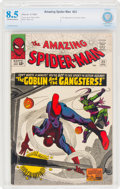 Silver Age (1956-1969):Superhero, The Amazing Spider-Man #23 (Marvel, 1965) CBCS VF+ 8.5 Off-white to white pages....