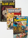 Golden Age (1938-1955):Miscellaneous, DC Golden Age Comics Group of 12 (DC, 1950s) Condition: Av...
