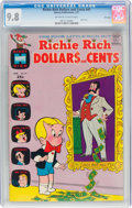 Bronze Age (1970-1979):Humor, Richie Rich Dollars and Cents #41 File Copy (Harvey, 1971) CGC NM/MT 9.8 Off-white to white pages....