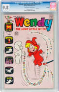 Bronze Age (1970-1979):Humor, Wendy, the Good Little Witch #71 File Copy (Harvey, 1972) CGC NM/MT 9.8 Off-white to white pages....