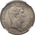 France: Louis Philippe I 5 Francs 1831-A MS66 NGC