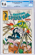 Modern Age (1980-Present):Superhero, The Amazing Spider-Man #299 (Marvel, 1988) CGC NM+ 9.6 White pages....
