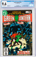 Modern Age (1980-Present):Superhero, Green Lantern #141 (DC, 1981) CGC NM+ 9.6 White pages....