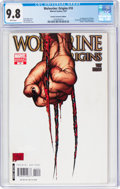 Modern Age (1980-Present):Superhero, Wolverine Origins #10 Retailer Incentive Edition (Marvel, 2007) CGC NM/MT 9.8 White pages....