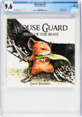 Modern Age (1980-Present):Miscellaneous, Mouse Guard #1 (Archaia Studios, 2006) CGC NM+ 9.6 White pages....