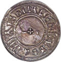 Great Britain: Kings of All England. Aethelstan Penny ND (924/5-939) XF45 ANACS
