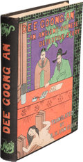 Books:Mystery & Detective Fiction, [Anonymous]. Dee Goong An. Three Murder Cases Solved by Judge Dee. An old Chinese detective novel translated from ...