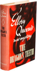 Books:Mystery & Detective Fiction, Ellery Queen. The Dragon's Teeth. A Problem in Deduction. New York: Frederick A. Stokes Company, 1939. First edi...