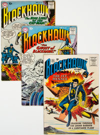 Blackhawk Group of 11 (Quality, 1956-62) Condition: Average VG/FN.... (Total: 11 Comic Books)