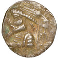 Ancients:Greek, Ancients: ELYMAIS KINGDOM. Kamnaskires V (ca. 54-32 BC). BI tetradrachm (28mm, 12h). NGC VF. ...