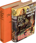 Books:First Editions, Edgar Rice Burroughs. The Master Mind of Mars. Being a Tale of Weird and Wonderful Happenings on the Red Planet.... (Total: 2 Items)