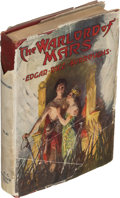 Books:First Editions, Edgar Rice Burroughs. The Warlord of Mars. Chicago: A. C. McClurg & Co., 1919. First edition....