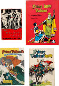 Books:General, Hal Foster-Related Box Lot (Various, 1951-2009)....
