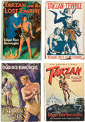 "Books:First Editions, Edgar Rice Burroughs ""Tarzan"" UK First Editions Group of 12 (Various Publishers, 1916-47) Condition: Average VG.... (Total: 12 Items)"
