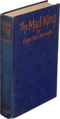 Books:First Editions, Edgar Rice Burroughs. The Mad King. Chicago: A. C. McClurg & Co., 1926. First edition....
