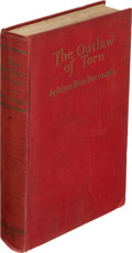 Books:First Editions, Edgar Rice Burroughs. The Outlaw of Torn. Chicago: A. C. McClurg & Co., 1927. First edition....