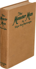 Books:First Editions, Edgar Rice Burroughs. The Monster Men. Chicago: A. C. McClurg & Co., 1929. First edition....