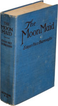 Books:First Editions, Edgar Rice Burroughs. The Moon Maid. Chicago: A. C. McClurg & Co., 1926. First edition....