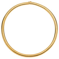 18k Gold Necklace, Celica
