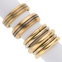 Gold Rings ... (Total: 3 Items)