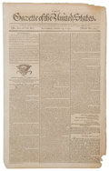 Miscellaneous, Gazette of the United States MS April 14,1792....