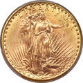 Saint-Gaudens Double Eagles, 1927-D $20 MS65+ PCGS. CAC....